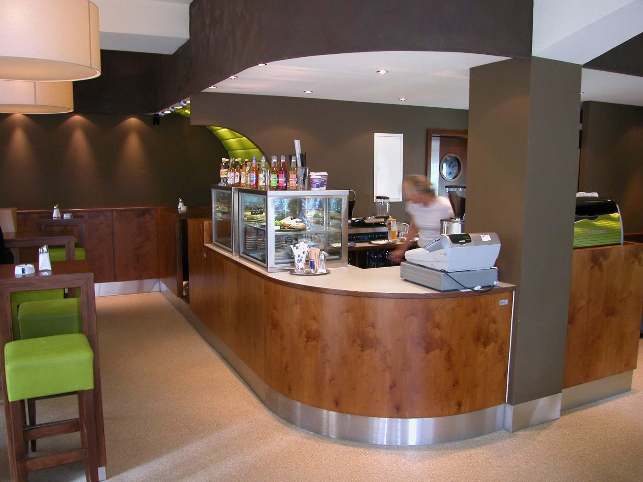 Cafe in Hanau